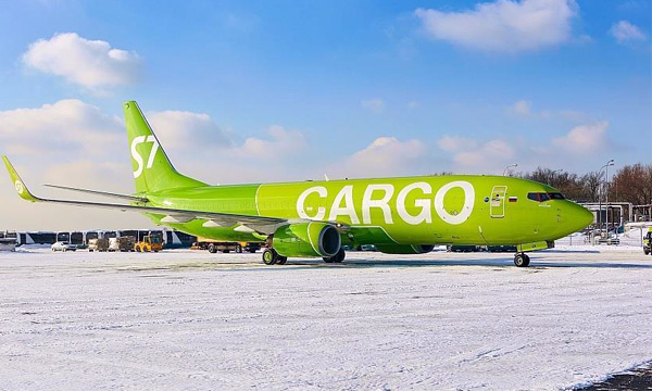 S7 Airlines passe aussi aux avions tout cargo