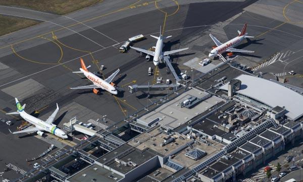 La concurrence reprend entre les aéroports français et européens