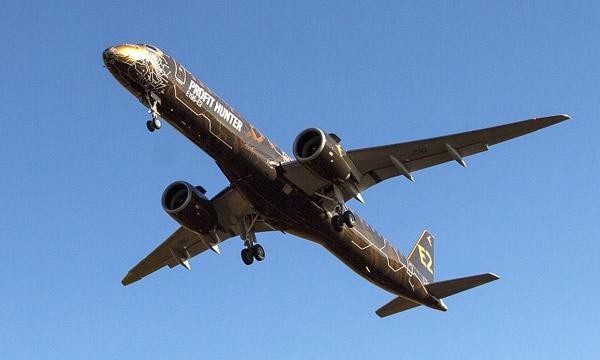 Embraer perd 463,7 millions de dollars en 2020