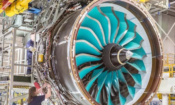 Rolls-Royce débute l'assemblage de l'UltraFan