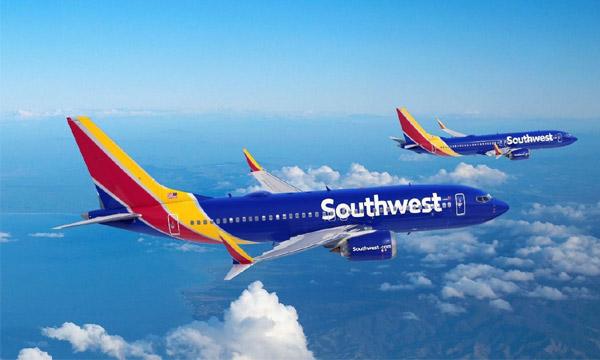 Southwest renégocie son contrat avec Boeing et commande 100 737 MAX 7