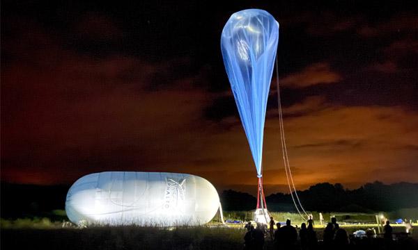 Zephalto poursuit son rêve de voyage stratosphérique