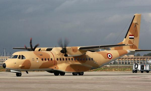 MCO : Airbus va entretenir la flotte de C295 de l'armée de l'air égyptienne