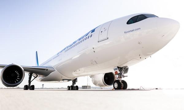 En images : Tout sur la cabine du nouvel Airbus A330neo de Corsair