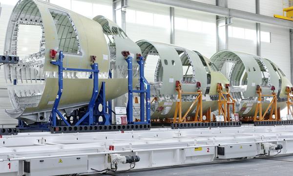 Airbus réintègre toute la fabrication d'aérostructures au coeur de son système industriel