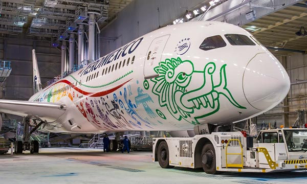 Aeromexico ajuste ses commandes de Boeing 737 MAX et 787