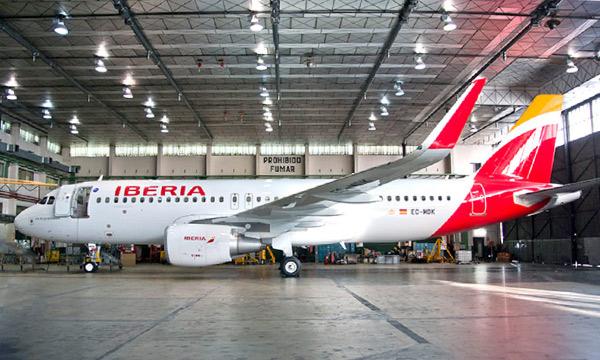 AvAir réalise sa plus importante transaction de pièces détachées avec Iberia Maintenance