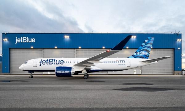 JetBlue met en service son Airbus A220