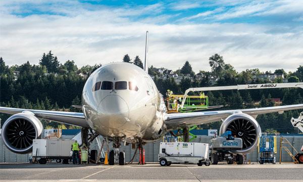 Boeing commence à enrayer ses pertes