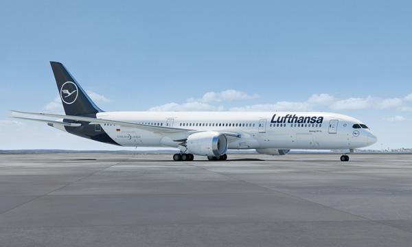 Lufthansa commande dix Airbus A350 et Boeing 787