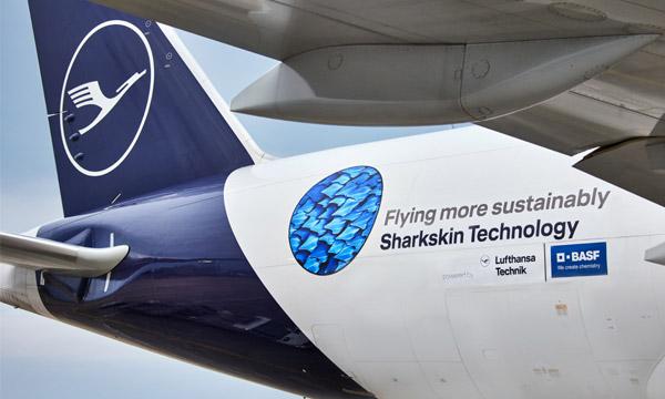 Lufthansa Cargo va revêtir ses Boeing 777F d'une « peau de requin »