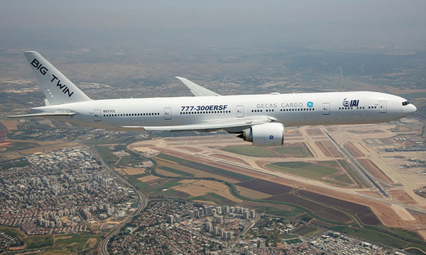 IAI veut aussi convertir des Boeing 777 en avions tout cargo en Corée du Sud