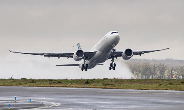 Airbus décroche une « certification CO2 » de l'EASA pour l'A330-900