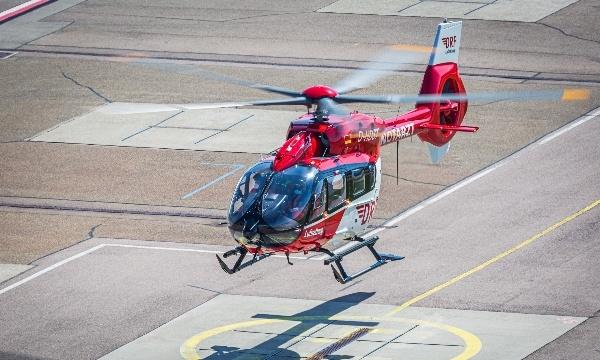 Airbus Helicopters : un premier H145 modernisé avec le nouveau rotor à cinq pales