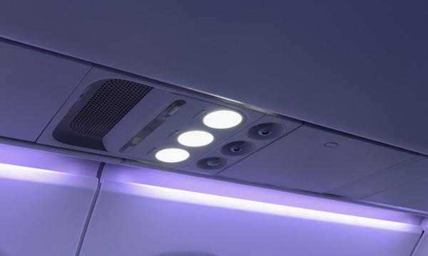 Airbus A320neo : Collins Aerospace présent à bord de la nouvelle cabine Airspace