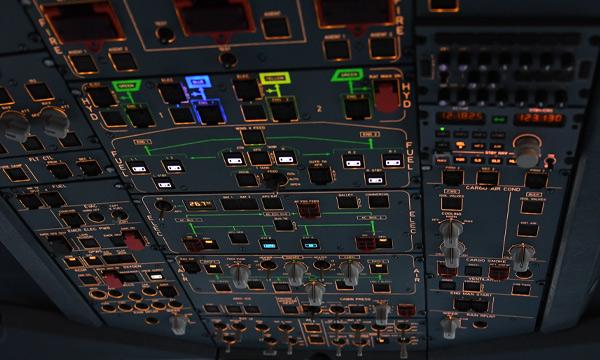 L'électronique de puissance de Liebherr-Aerospace entre dans les cockpits Airbus