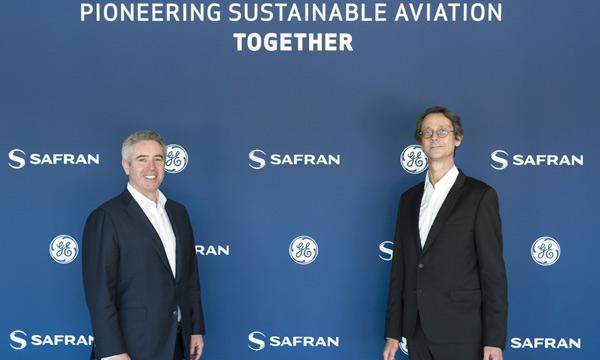 Avec RISE, Safran et GE Aviation misent sur les soufflantes non carénées pour décarboner l'aviation