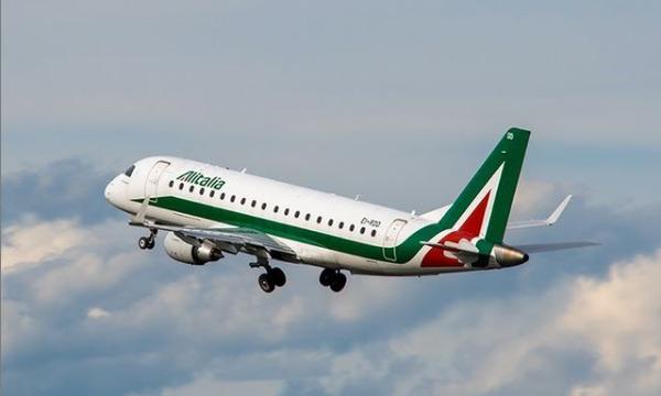 AerFin signe un contrat de support équipements avec Alitalia pour sa flotte d'E-Jets