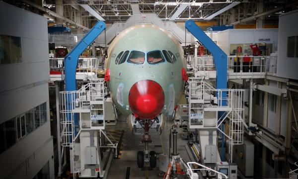 Airbus très proche du lancement formel de l'A350 cargo