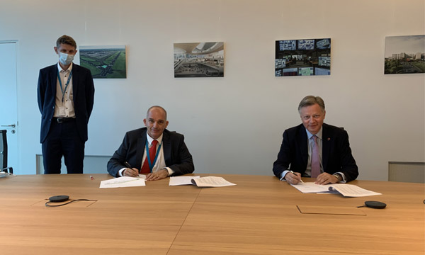 Safran Aircraft Engine Services to expands its MRO activities at Brussels airport for the LEAP engines