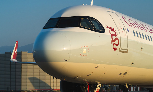Airbus signe deux nouveaux contrats FHS pour les monocouloirs du groupe Cathay