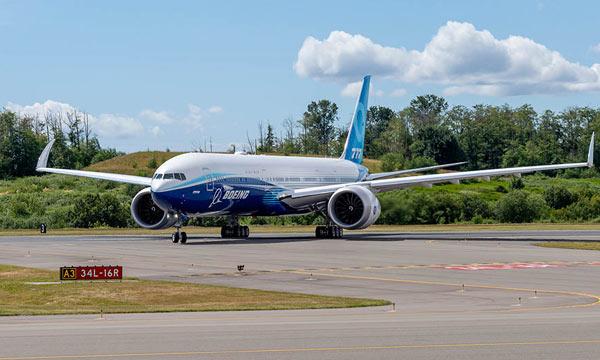 La FAA estime que le Boeing 777X ne sera pas certifié avant mi-2023