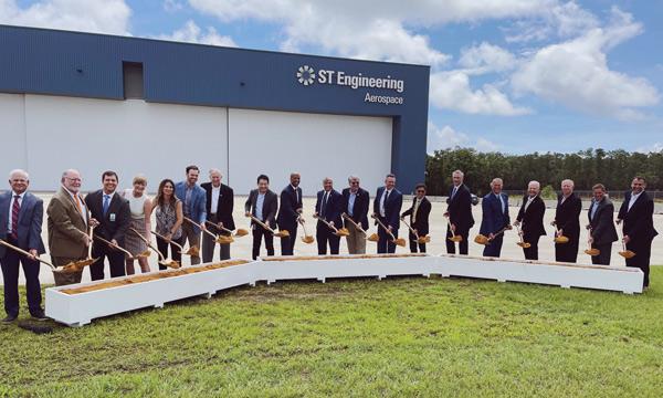 ST Engineering lance son Projet Titan dans la MRO