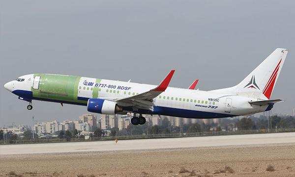 IAI va finalement poser sa première ligne européenne de conversion de Boeing 737NG en Italie