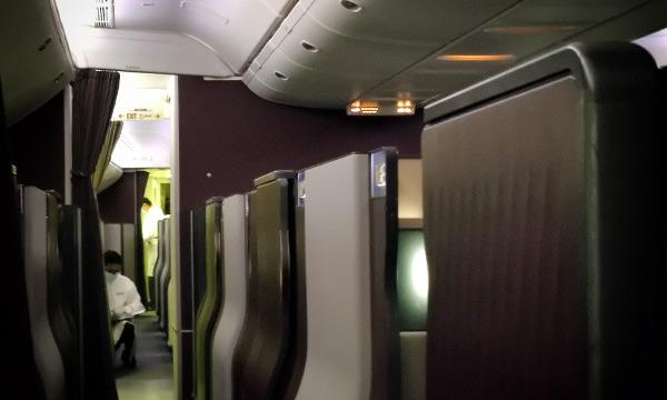 Transport aérien : ne tuons peut-être pas trop vite les classes à haute contribution...