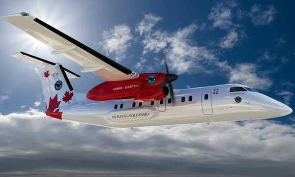 Quand le leader mondial des turbopropulseurs s'intéresse de très prés à la technologie hybride électrique