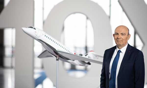 Dassault Aviation proposera une version PATMAR du Falcon 10X