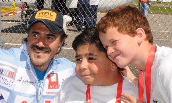 « J'ai pris une claque immédiate » - José Garcia, acteur et parrain de l'association Rêves de Gosse