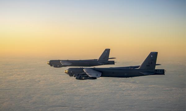 Une importante victoire pour Rolls-Royce qui propulsera les B-52 de l'US Air Force au-delà de 2050