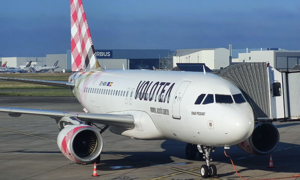 AAR extends a PBH component support contract with Volotea for its growing Airbus fleet