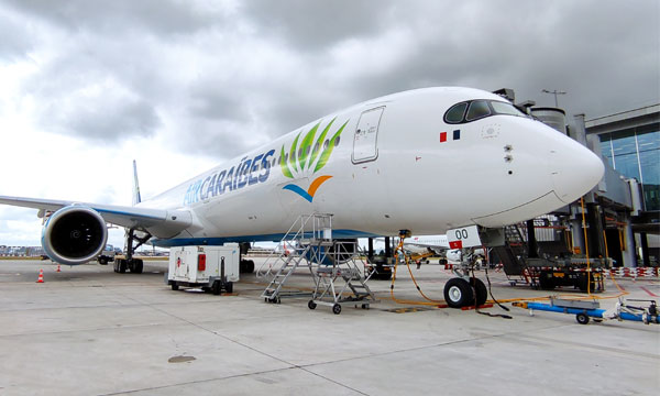 Air Caraïbes espère rétablir des capacités équivalentes à 2019 cet hiver