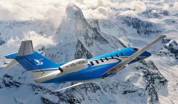 Pilatus : Les premières commandes de PC-24 attendues à Genève