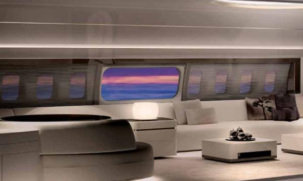 Des hublots taille XXL pour les BBJ de Boeing