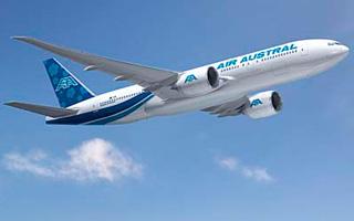 Farnborough 2010 : Air Austral commande 2 Boeing 777-200LR